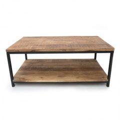 salontafel industrieel 110x60 cm